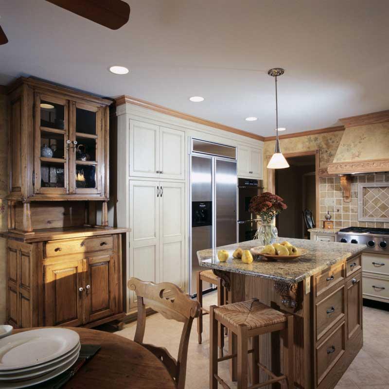 Itāļu virtuves dizains